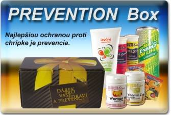 PREVENTION box